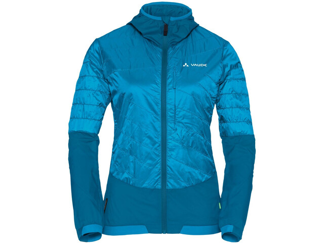 VAUDE Moab Ultralight Hybrid Jacke Damen kingfisher